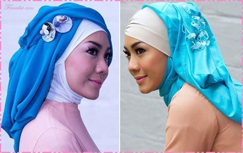 Jilbab Instan Masa Kini model jilbab masa kini my best aneka model jilbab