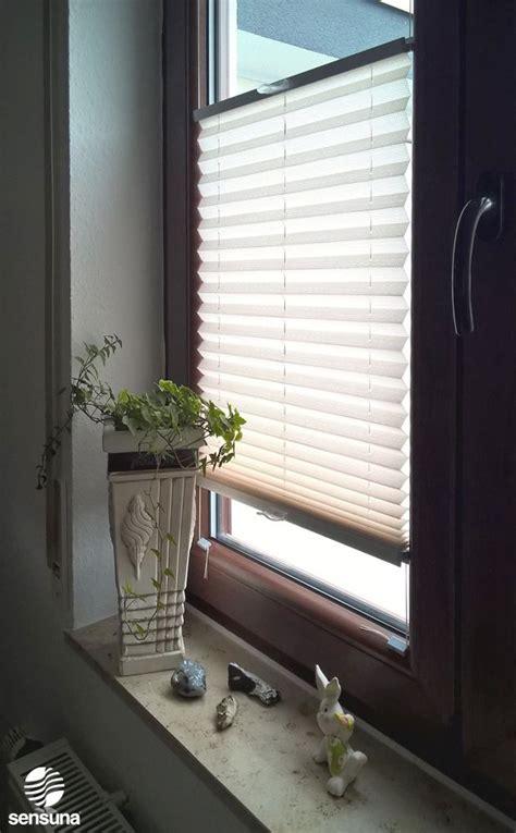 Badezimmerfenster Sichtschutz Wasserfest by Die Besten 17 Ideen Zu Fenster Plissee Auf