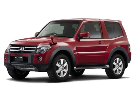2016 mitsubishi pajero 3 8l 3 door overview price