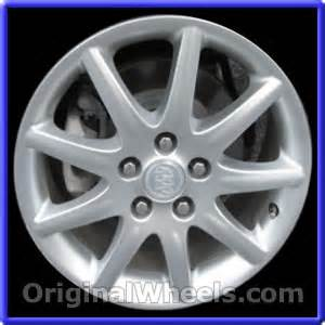 2007 Buick Lucerne Rims Oem 2007 Buick Lucerne Rims Used Factory Wheels From