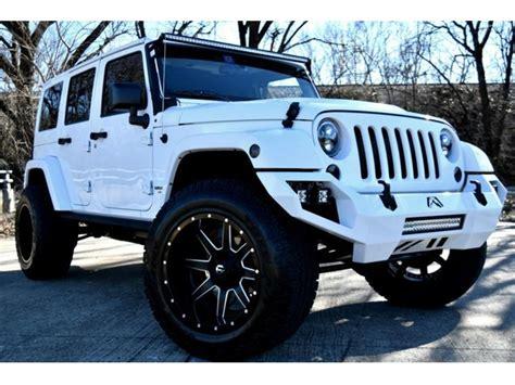 wrangler jeep 4 door 2016 2016 jeep wrangler unlimited rubicon sport utility 4 door