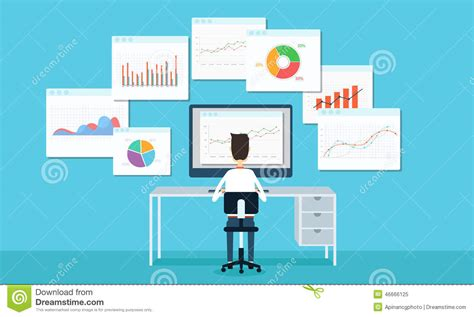 Seo Technology by Business Analytics Business Graph And Seo On Web