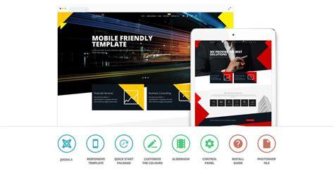 Quadra Joomla Template Mobile Friendly Squarespace Templates