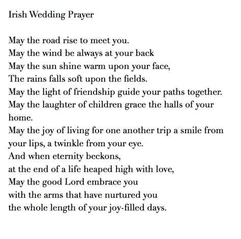 Wedding Blessing Hymns by Wedding Prayer Blessing Talk With Your Officiant