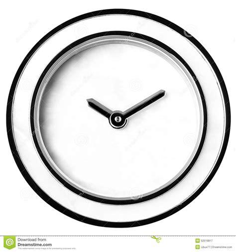 imagenes de numeros sin fondo reloj de pared sin n 250 meros aislado foto de archivo