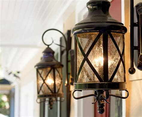 Front Porch Light Fixtures Give Your Front Entrance A Cheerful Look How