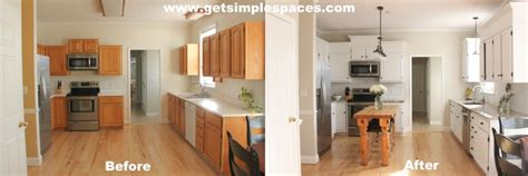 before after a builder grade bedroom goes cozy yahoo capps kitchen makeover 187 professional organizer home