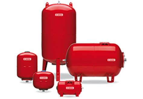 vasi di espansione varem expansion vessels pressure tanks heat exchangers varem
