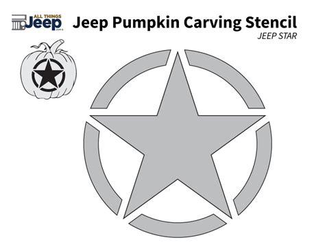 jeep logo stencil top jeep logo pumpkin stencil wallpapers