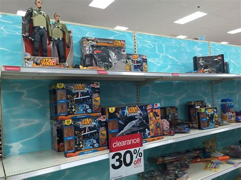 wars store walmart stores are selling wars toys ahead of