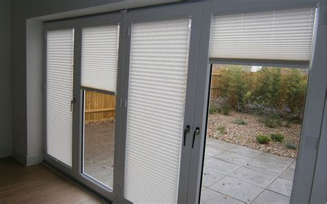 Sliding Patio Door With Blinds Pleated Doors Image For Pinch Pleat Drapes For Patio Doors Patio Door Panel Curtains