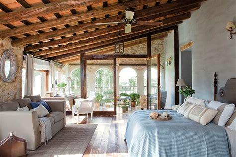 ideas  copiar de dormitorios rusticos  acogedores