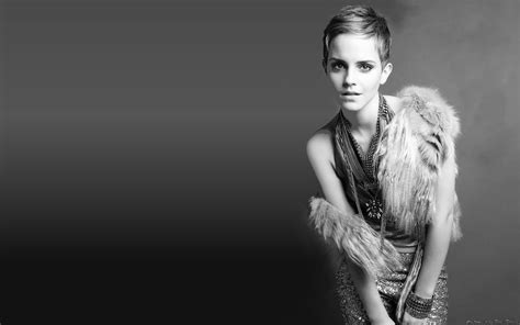 emma stone wallpaper black and white emma watson and an e34 no boost tears and dreams now
