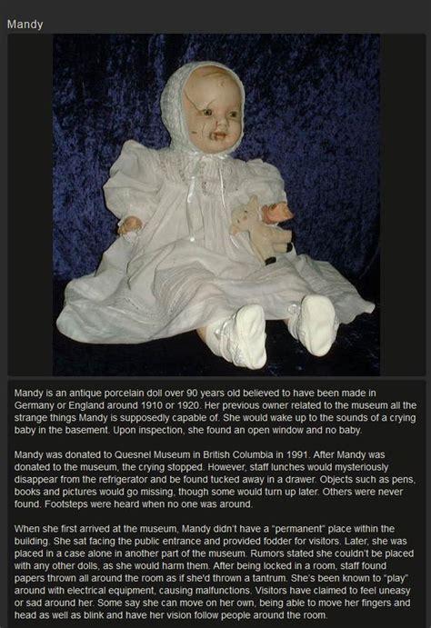haunted doll reddit creepy haunted dolls gallery ebaum s world