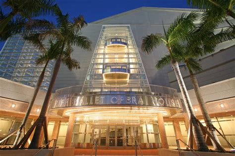 ziff ballet opera house adrienne arsht center for the performing arts southflorida com