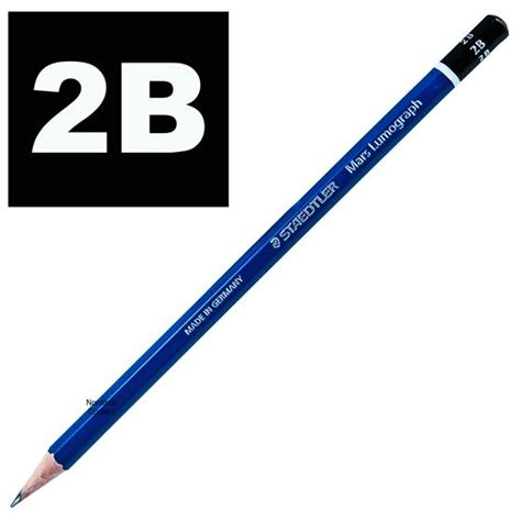 staedtler 2b 100 2b mars lumograph drawing pencil nordisco