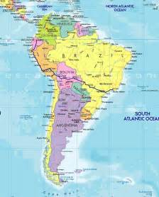 map south america south america brownbeartrip