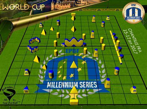 field layout initialized event the millennium series 2017 events france paris