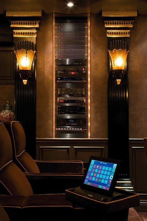 home theater setup house ideas