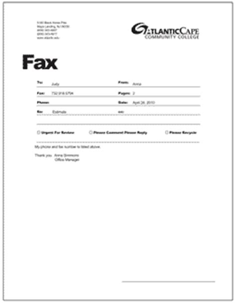Pantry Chef Cover Letter by Fax Cover Letter