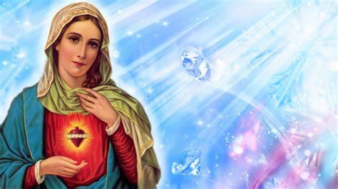 imagenes de la virgen maria en hd octavo d 237 a de la novena a los sagrados corazones j 243 venes