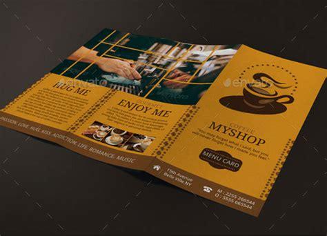 coffee shop menu vol  blogankids graphicriver