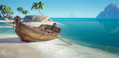 rowboat sea of thieves how to use the rowboat in sea of thieves shacknews
