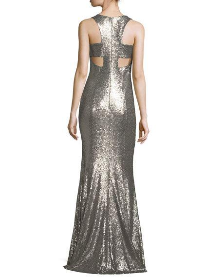 V Neck Sleeveless Evening Gown x jaygodfrey jemma v neck sleeveless evening gown