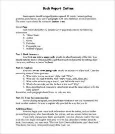 Report Outline by Report Outline Template 10 Free Free Word Pdf Format Free Premium Templates