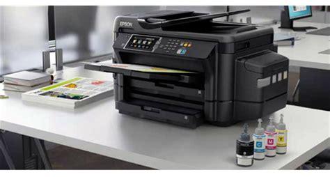 Epson Printer A3 L1300 Hitam Print Berkualitas jual epson printer l1455 murah bhinneka