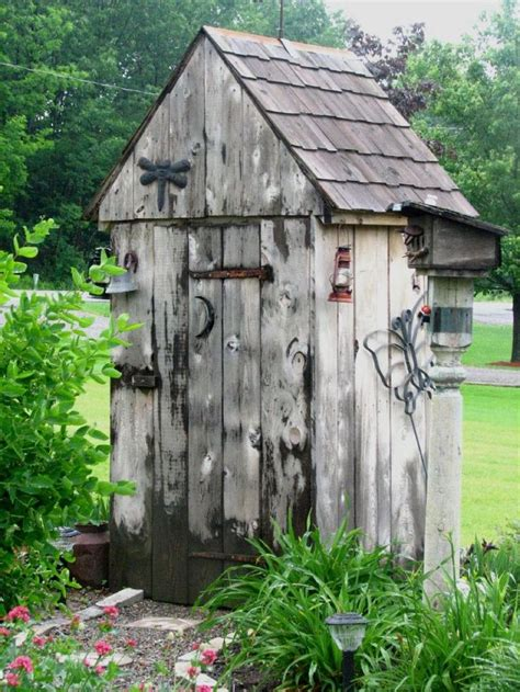 backyard outhouse 60 best images about outhouse sheds on pinterest gardens