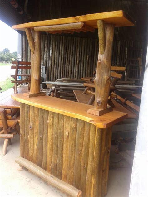 Patio Mini Bar by Muebles Rusticos De Madera Buscar Con Rustico