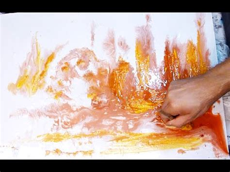 can you paint acrylic on canvas how to create a watercolor effect with acrylic paint for