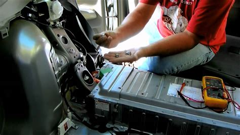 2007 toyota prius check engine light toyota prius battery removal and repair replace hybrid