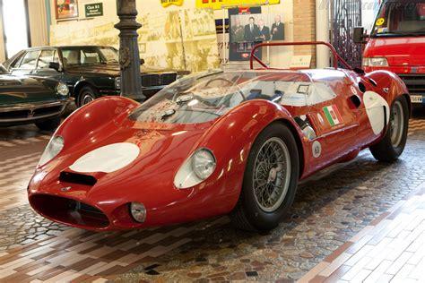 Maserati Tipo 63 Birdcage V12 Chassis 63 008 Panini
