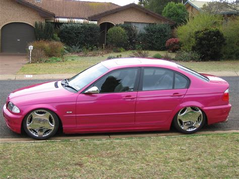 pink purple pearl bmw 1998 pinkcarauction