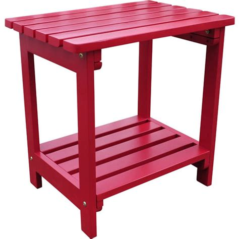 Two Tier Small Side Table In Patio Side Tables Small Patio Side Tables