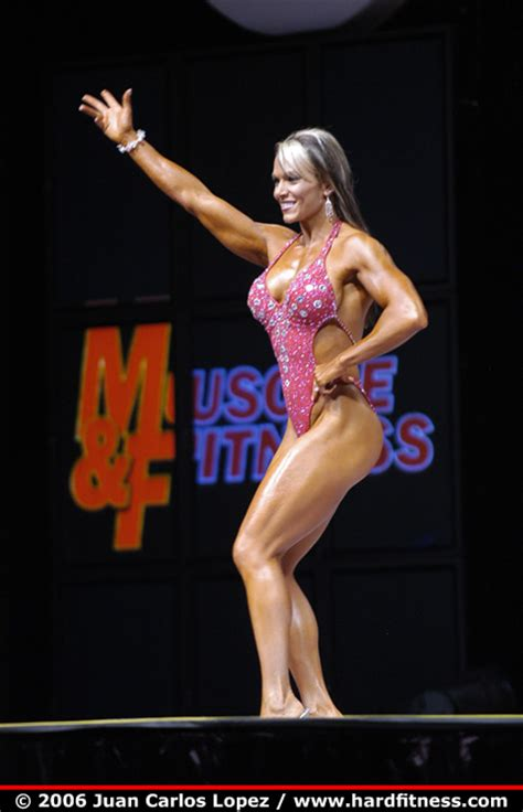 michelle adams michelle adams onepiece 2006 olympia fitness figure