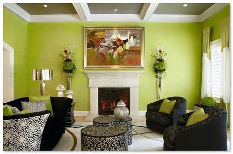 interior warna hijau desain kamar hijau tosca gontoh