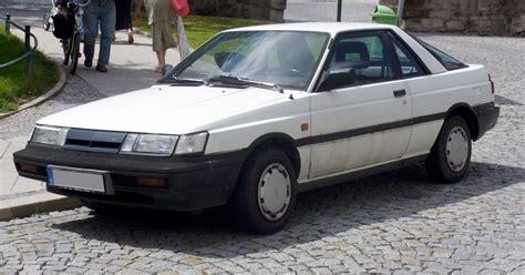 nissan hikari cuarto punta reflejante blanco nissan hikari 1988 y 1989