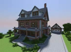 Minecarft Barn Late 1800 S Brick House Minecraft Project