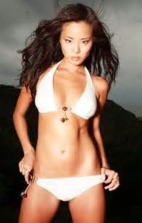 Megan Mullally Daughter - jamie chung