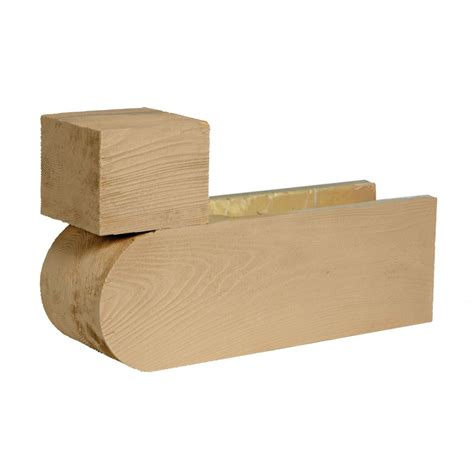 Corbels Home Depot Canada Fypon 21 Inch X 12 Inch X 6 Inch Unfinished Wood Grain