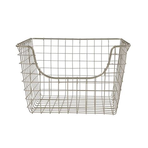 Pantry Wire Baskets by Compare Price To Wire Baskets For Pantry Dreamboracay