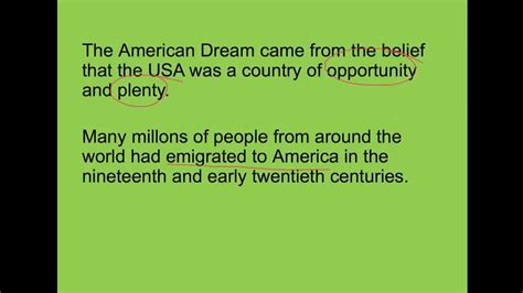 biography in context login of mice and men s context the american dream youtube