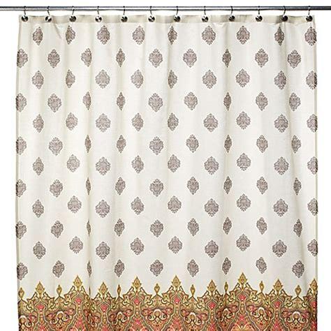 echo design shower curtain echo design raja 72 inch x 72 inch shower curtain bed