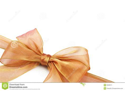 festive bow stock image image 3903611