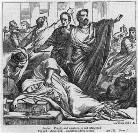 Themes In Julius Caesar Act 2 Scene 1 | summary of julius caesar scene 3 mark blog