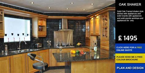 cheap kitchen cabinets uk oak shaker affordable cheap kitchens