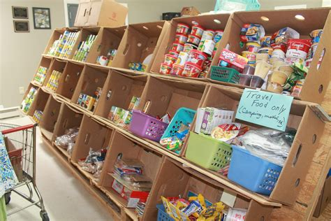 Christian Food Pantry by Food Pantries Find Education Support In Unprecedented